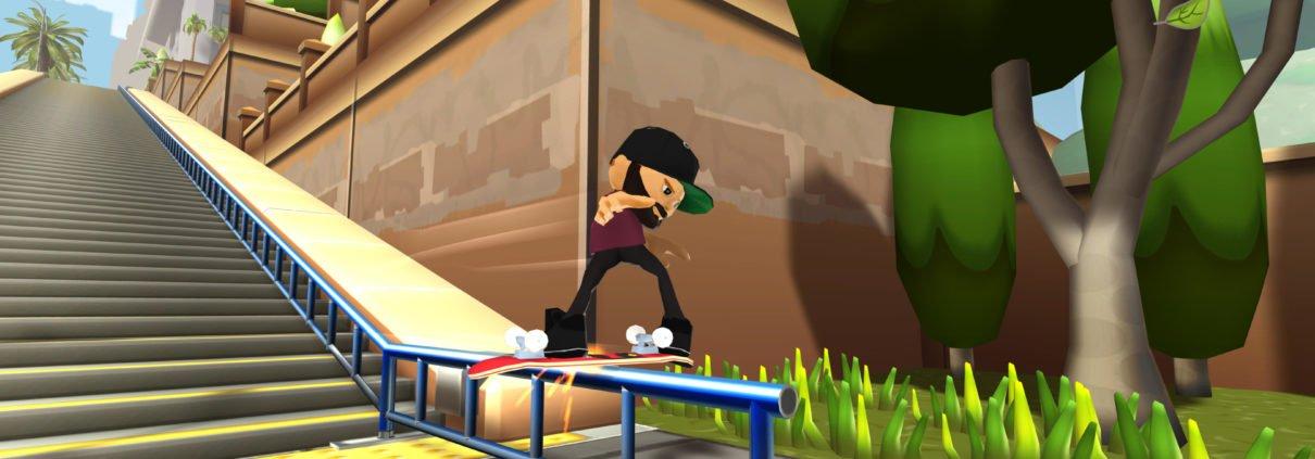 Epic Skater 2 FS Darkslide