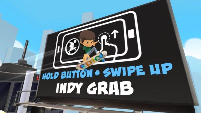 Epic Skater 2 Indy Grab